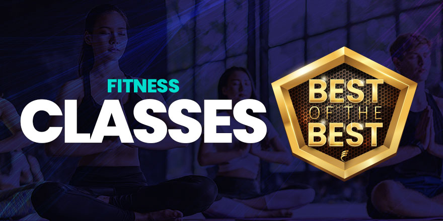 The Best of Fitness Classes in 2021