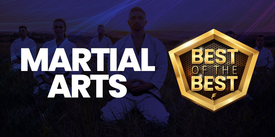 The Best of Martial Arts in 2021