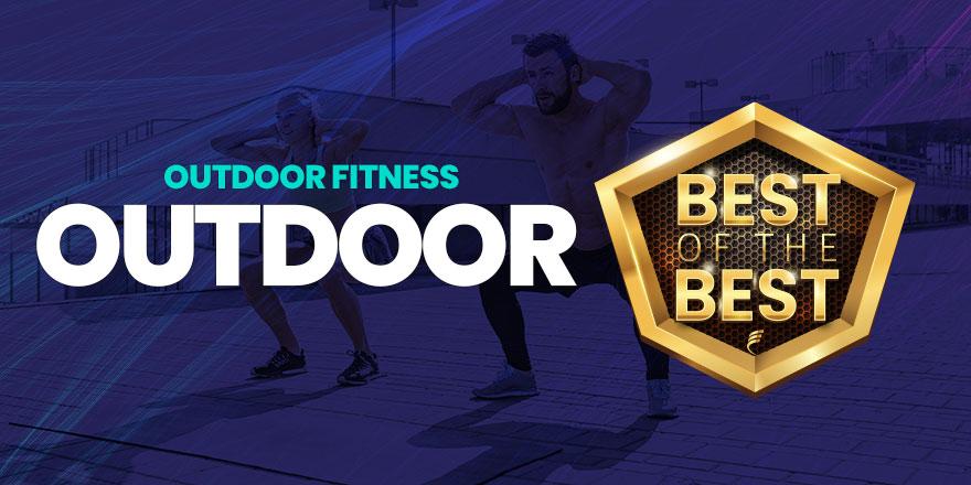 The Best of Outdoor Fitness in 2021