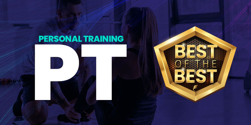 The Best of Personal Training in 2021