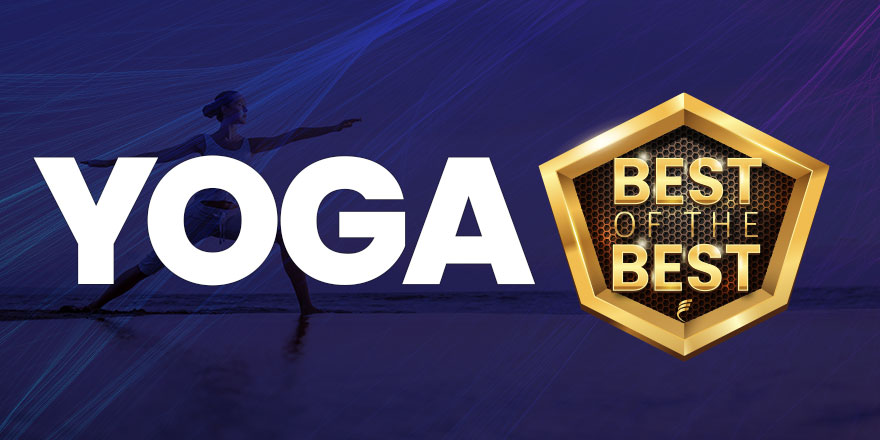 The Best of Yoga in 2021