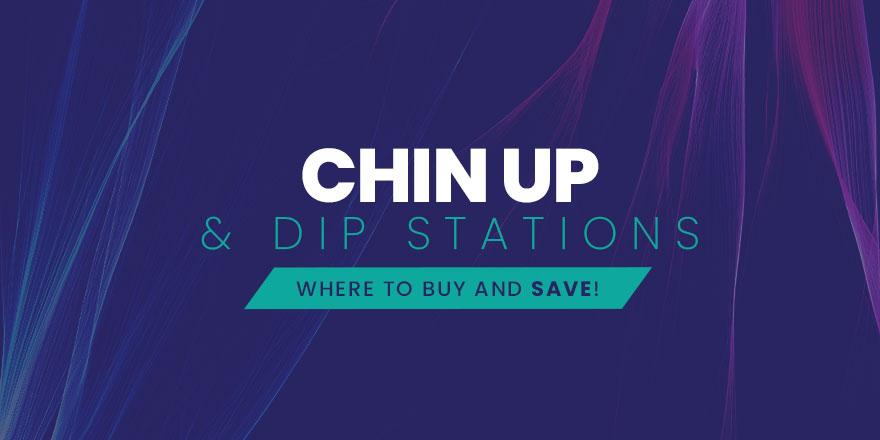 Chin Up & Dip Stations