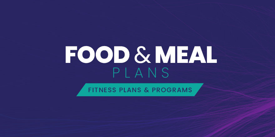 Food & Meal Plans