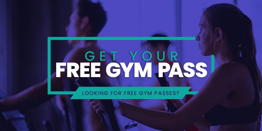 Free Gym Passes