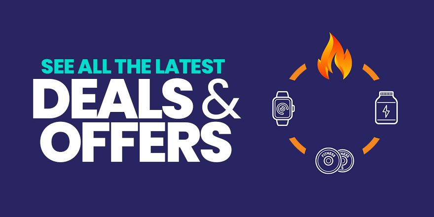Latest fitness deals and offers