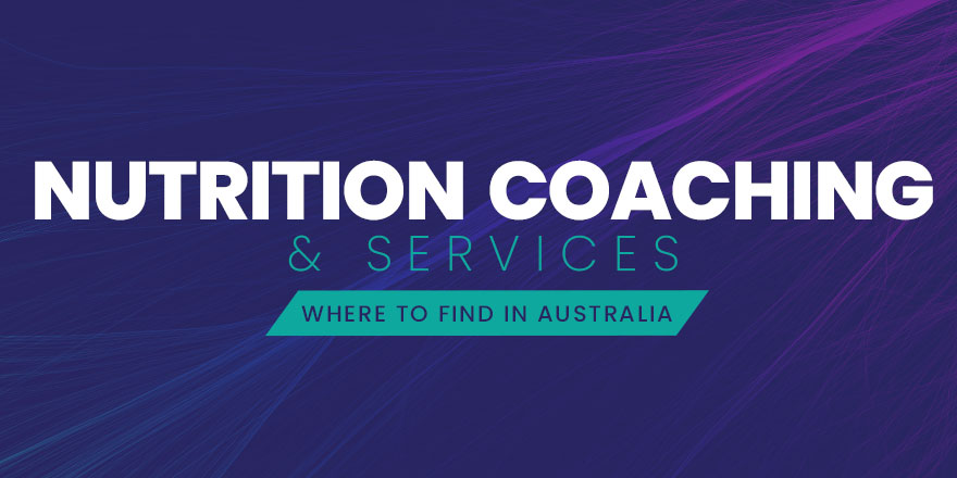 Nutrition Coaching & Services