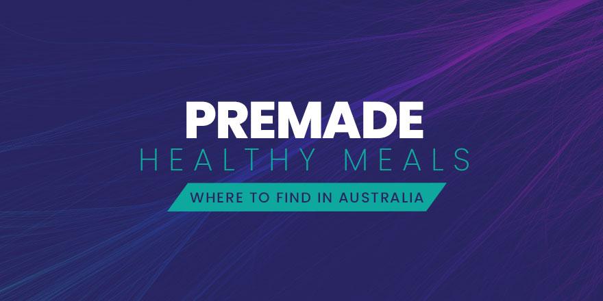 Premade Healthy Meals