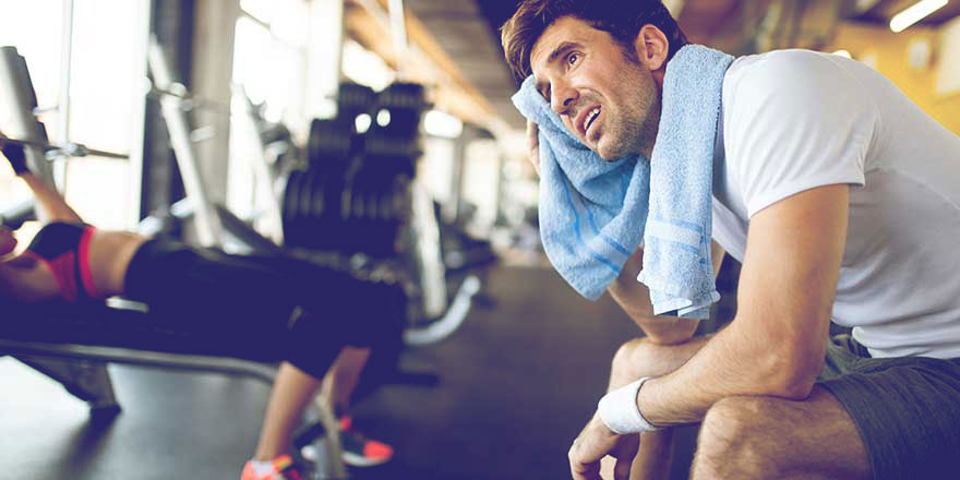 What to do on your first day in the gym?